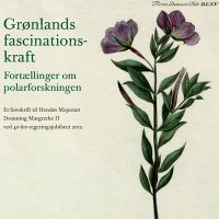 8. Frontpage of the book: Grønlands fascinationskraft (ed. Marita Akhøj Nielsen)