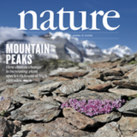 46. Mountain Peaks (Nature Cover image, photo-copyright: Cajsa Nilsson)